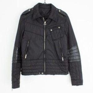 Vintage Gucci Black Bomber Jacket